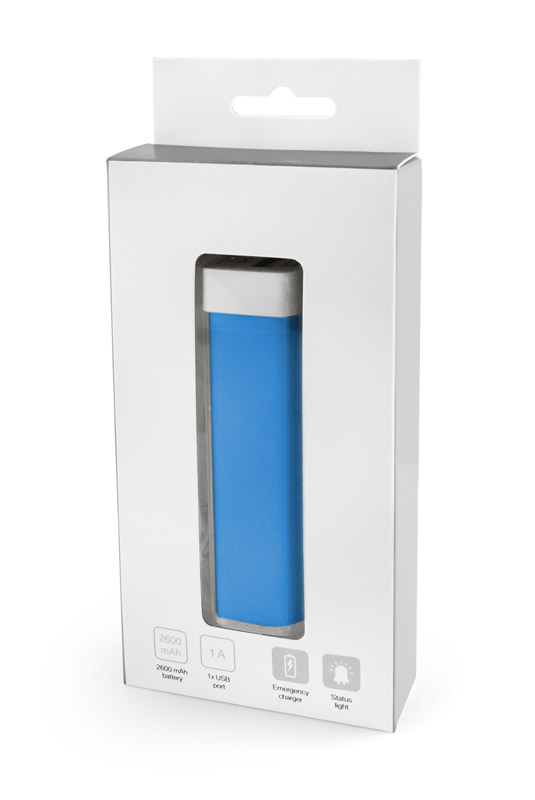 Power bank LIP 2600 mAh